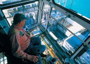 Oil Rig Crane Operator