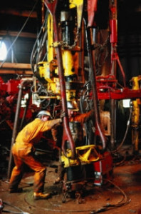 Types of oil rig positions