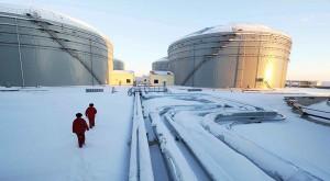 Russian crude oil