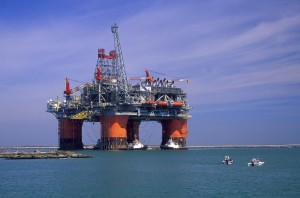 How to work on oil rig